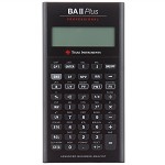 德州仪器(Texas Instruments)TI BAII plus professi onal